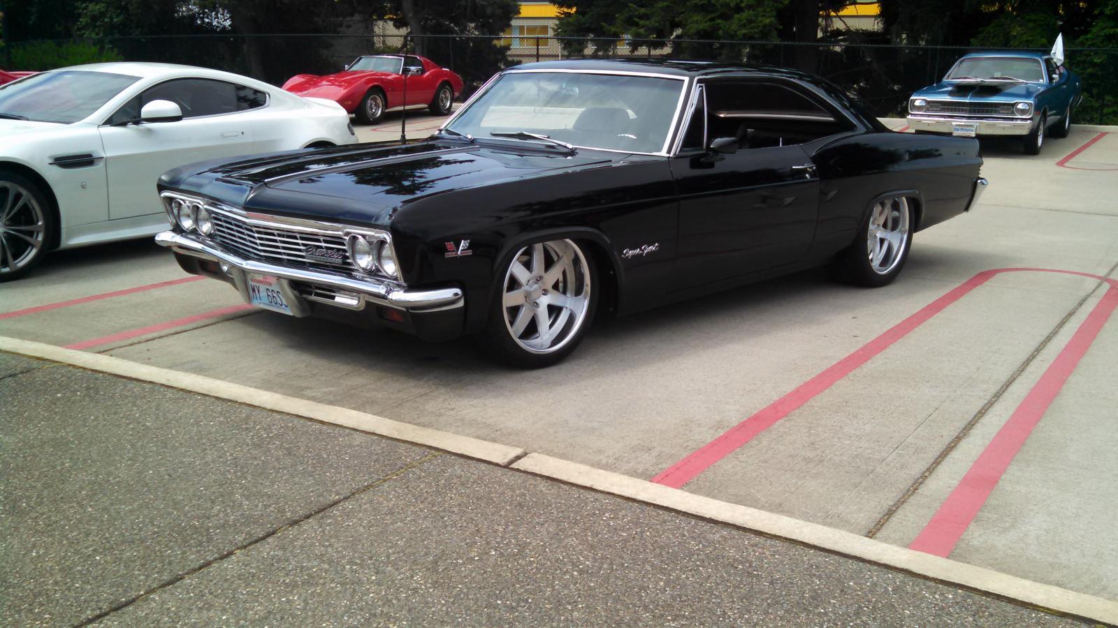 66 Impala Ss Ridetech Suspension