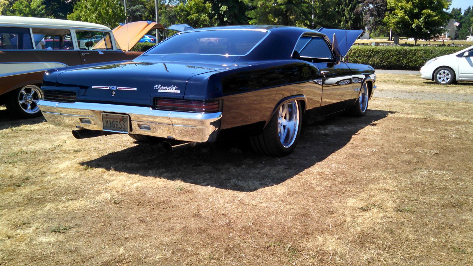 Pro Touring Impala Ss