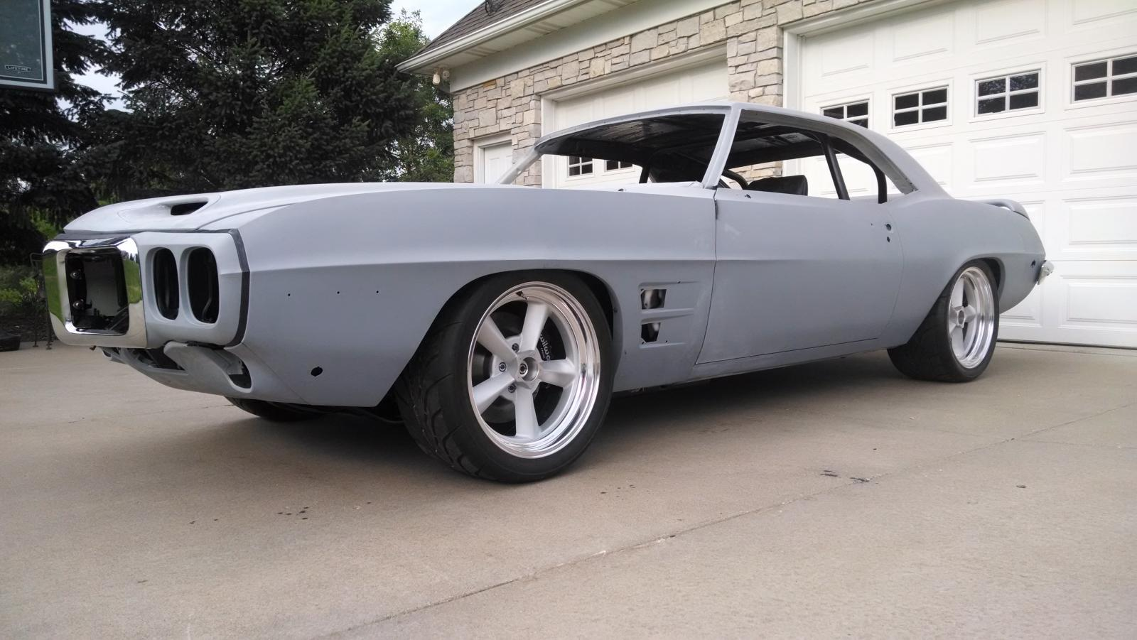 What size rims can I put on my Firebird ?