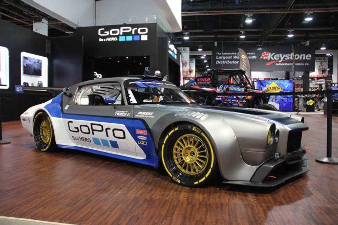 74 Camaro Twin Turbo Nissan 350z Rearend Widebody