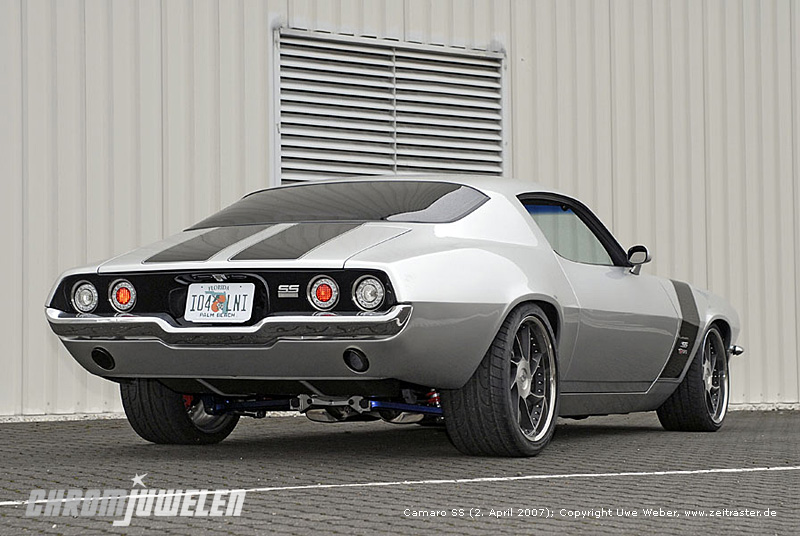 74 Camaro, twin turbo, Nissan 350z rearend, widebody