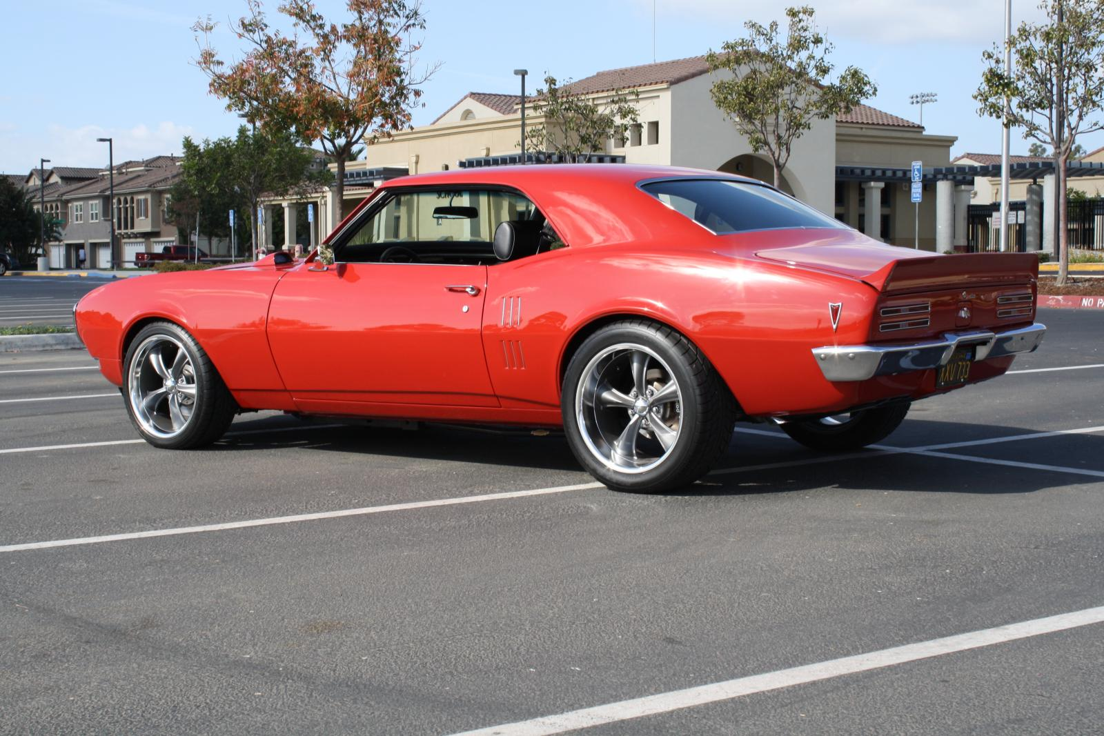 17 Quot Tire Size Advice For A 68 Firebird