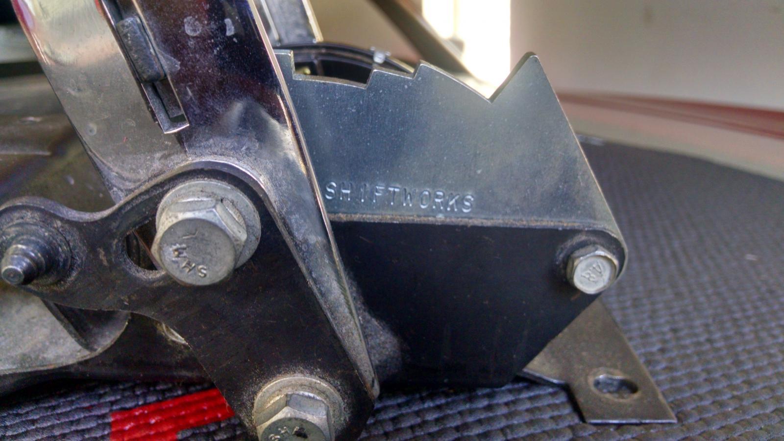 68 72 Chevelle A Body Horseshoe Shifter Shiftworks