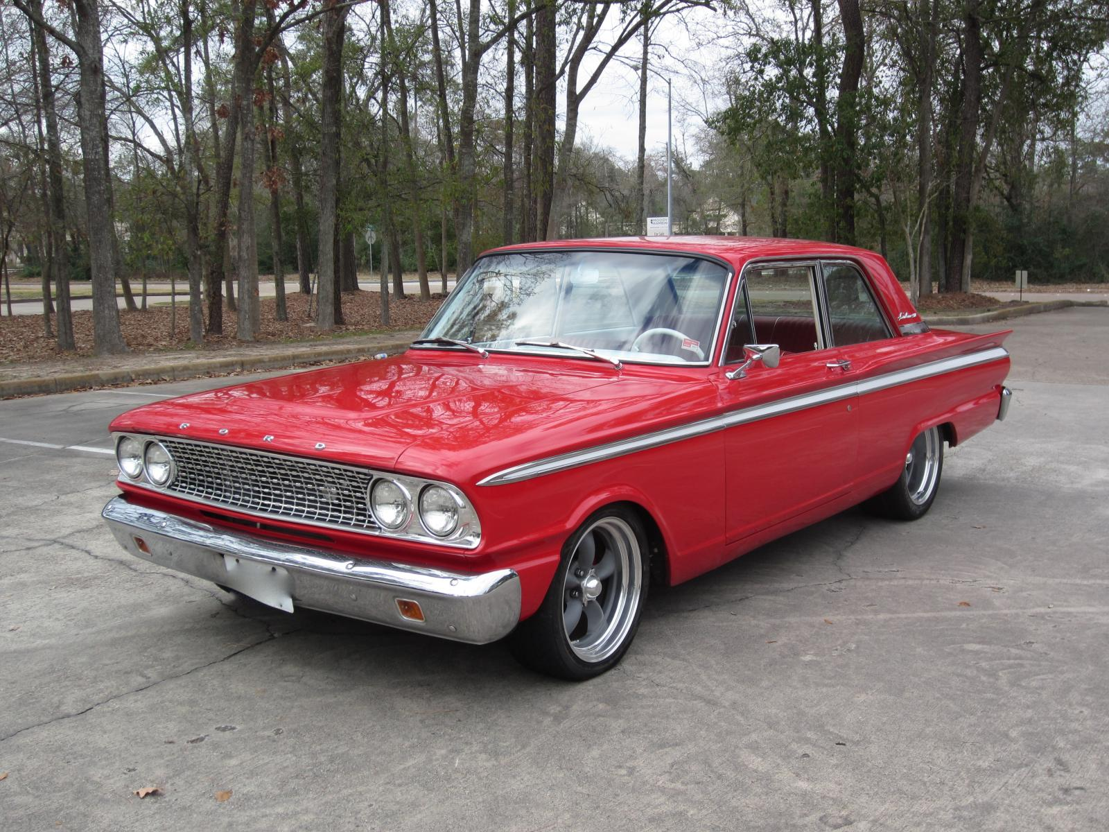1963 Ford Fairlane 500 - For Sale 25K