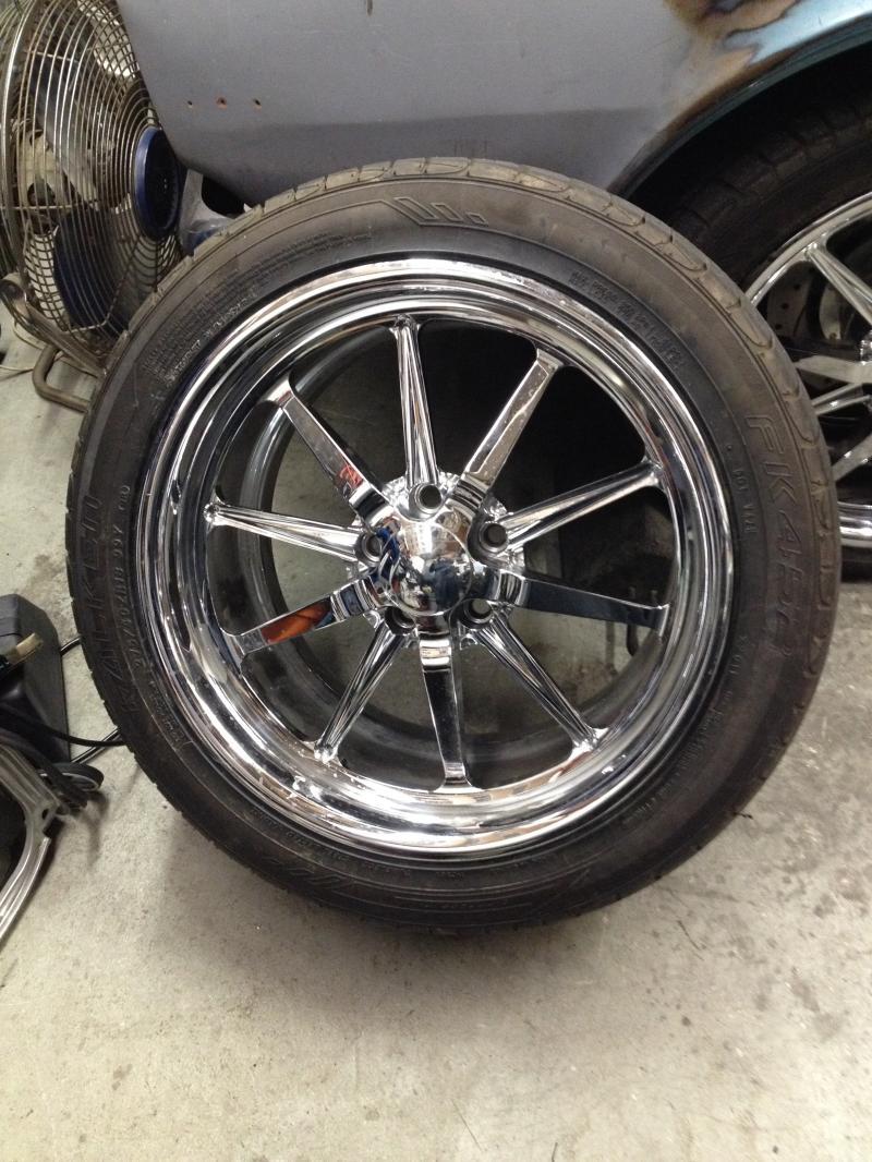 budnik gasser wheels