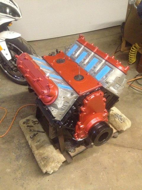1000+ hp LQ4 engine and turbo