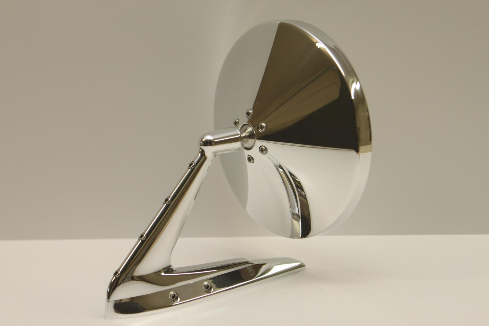 Thread billet rides muscle car billet side view mirrors now in stock