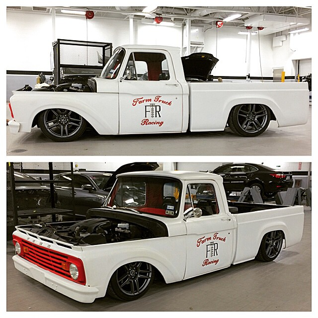 66 Ford F100 Amp 2004 Crown Vic Body Swap Page 3