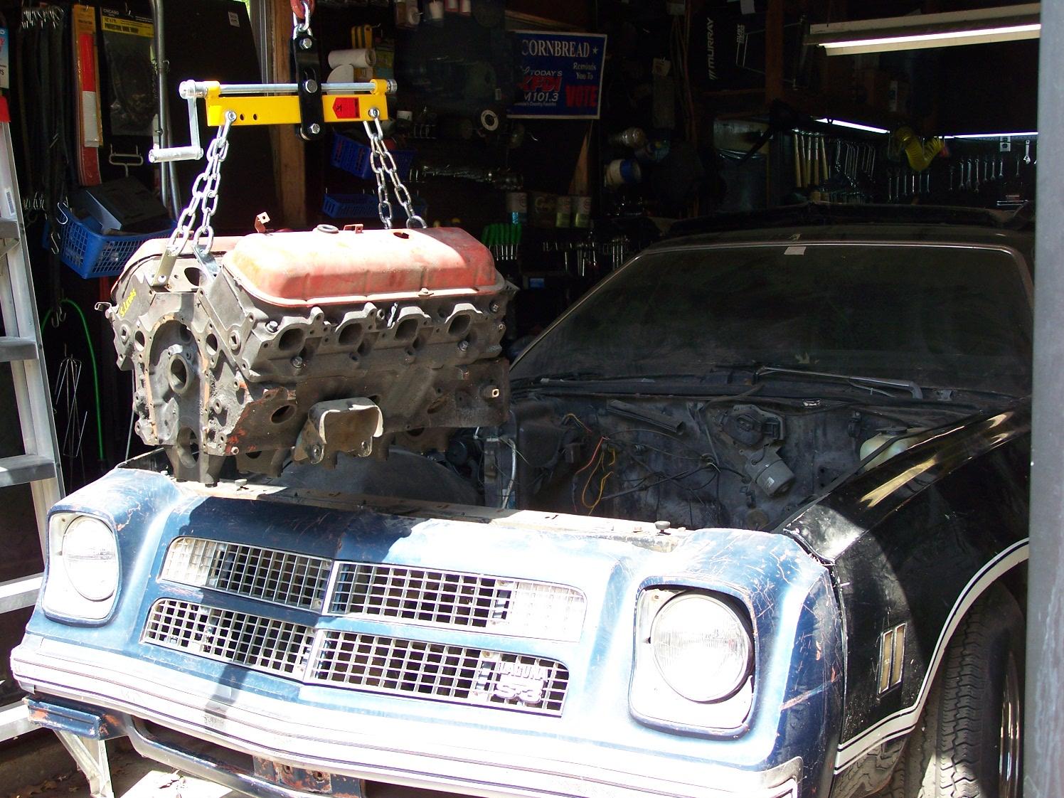 All Chevy 1976 chevy laguna : 1976 Chevrolet Laguna S3 aka Midnight Seductress