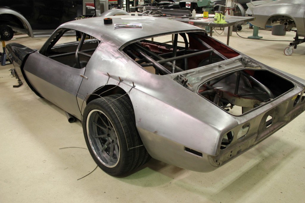 World War Z Lsa Powered 1970 5 Rs Zl1 With Full Ridetech