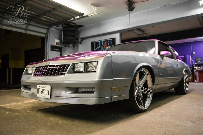 TRANSITION TO PRO-TOURING BUILD: 1986 Monte Carlo SS