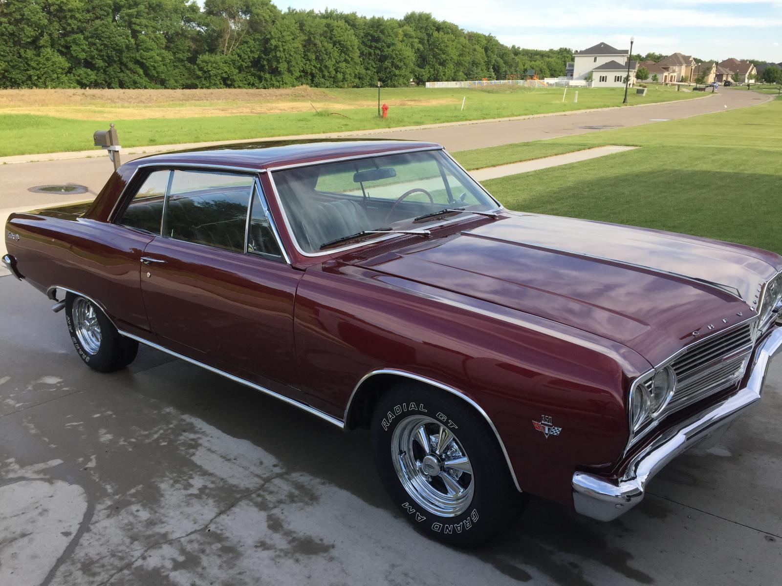 Hello 1965 Chevelle