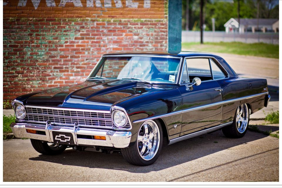 1967 Pro Touring Chevy Ii