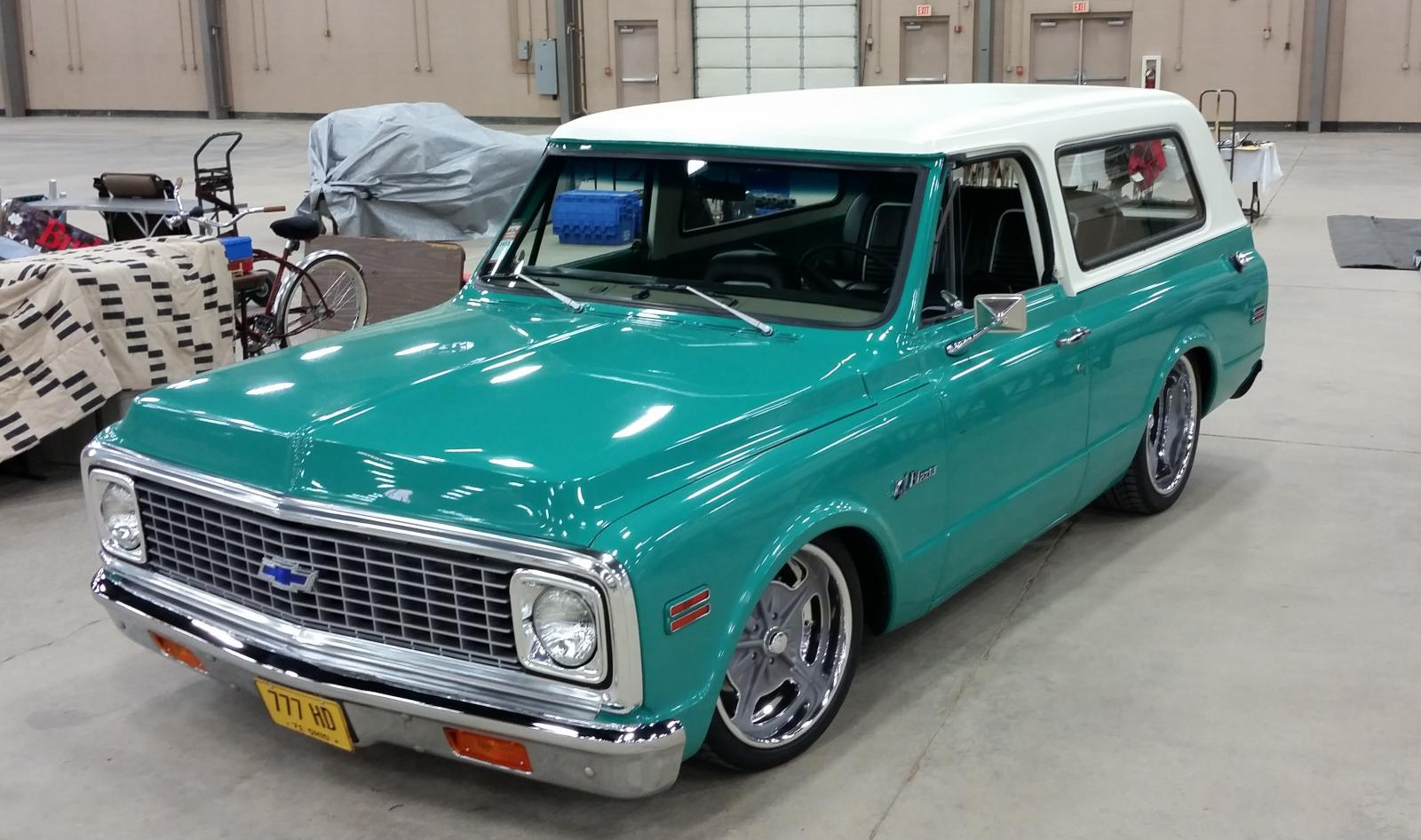 Chevy K5 Blazer For Sale >> 1971 Chevrolet K5 Blazer, 2wd, C-10, Short Bed, Pro ...