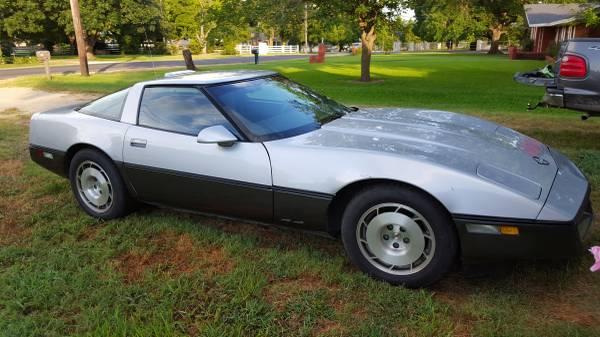 1986 C4 Corvette Lsx Engine Swap