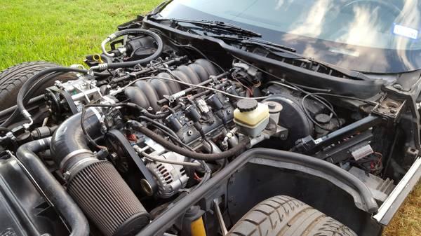 1986 C4 Corvette With Lsx Engine Swap Waco Tx