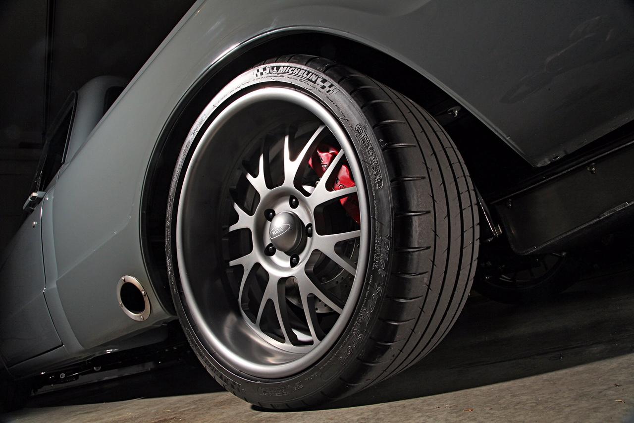 69 C10 On Boze Pro Touring Wheels