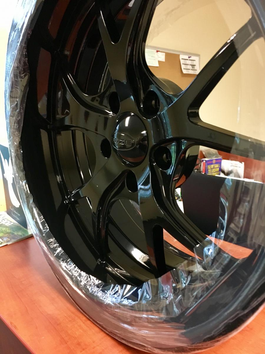 boze wheels clutch forged pirelli tires