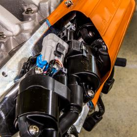 LS Valve Cover Conversion Kit from Billet Specialties