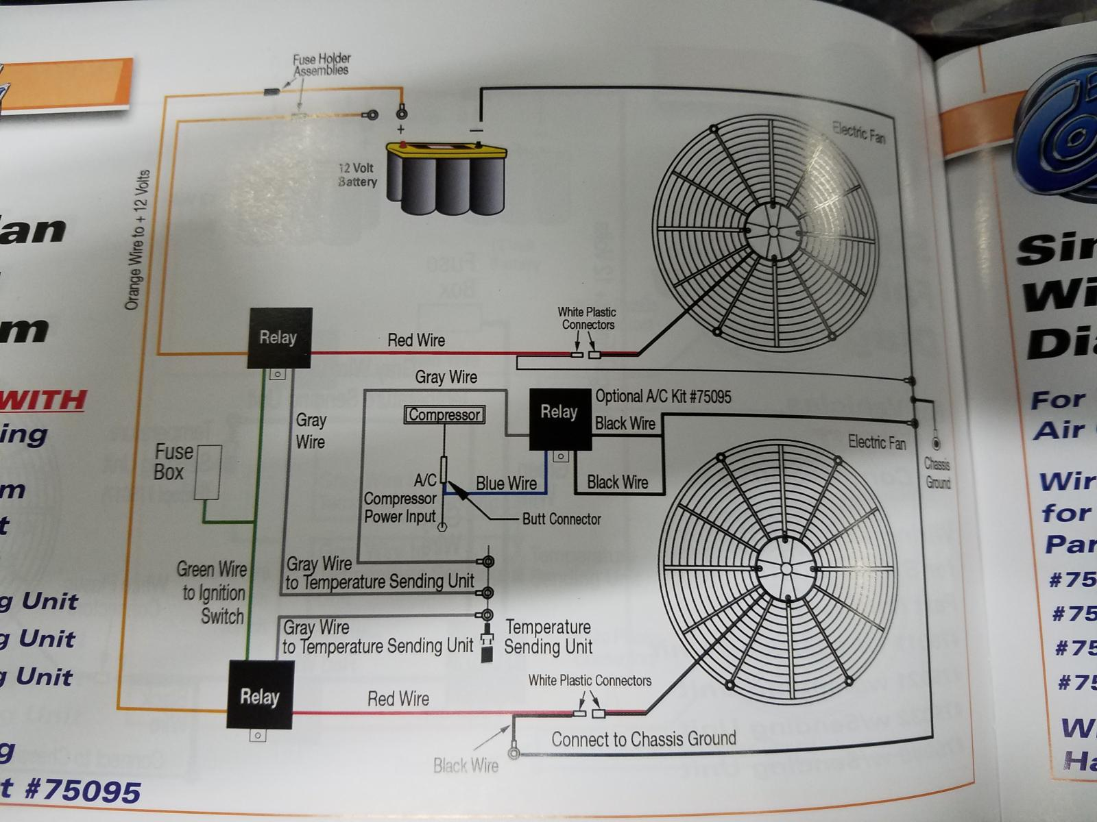 Vintage Air Trinary Switch Wiring Diagram | Wiring Liry on