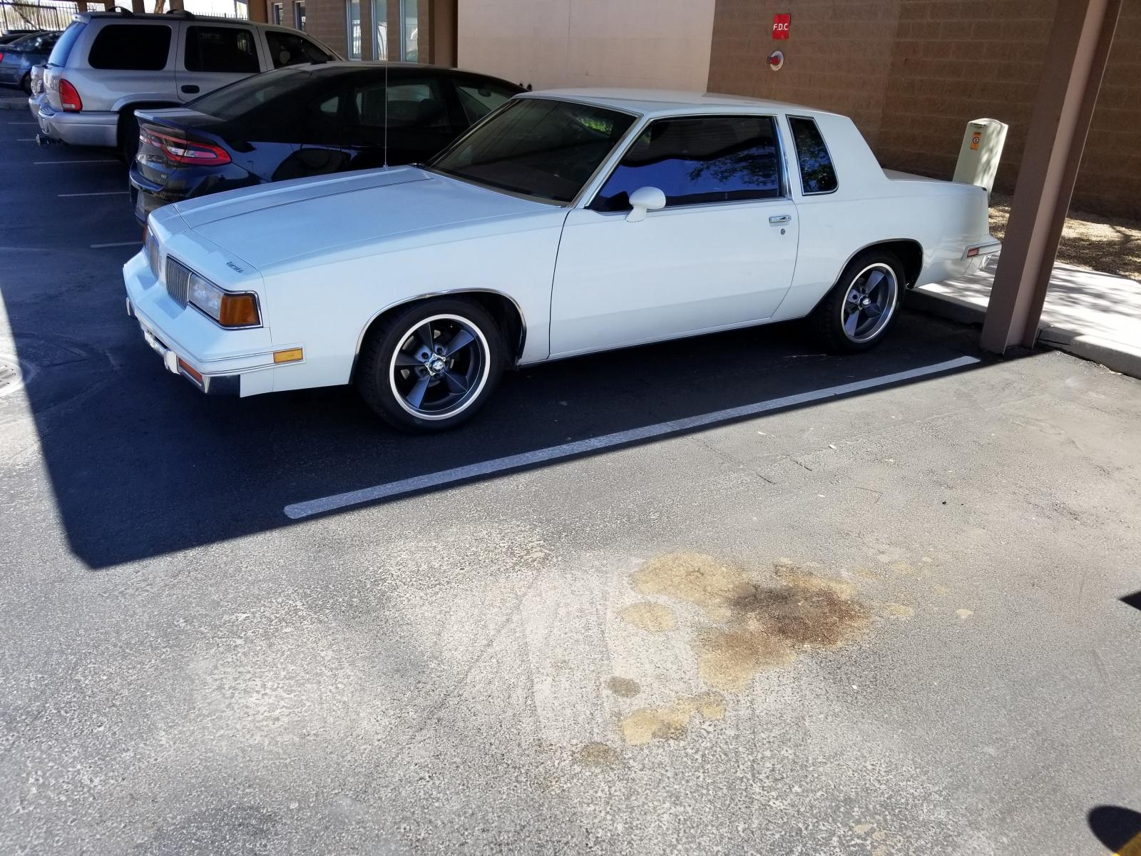 87 Oldsmobile Cutlass Supreme