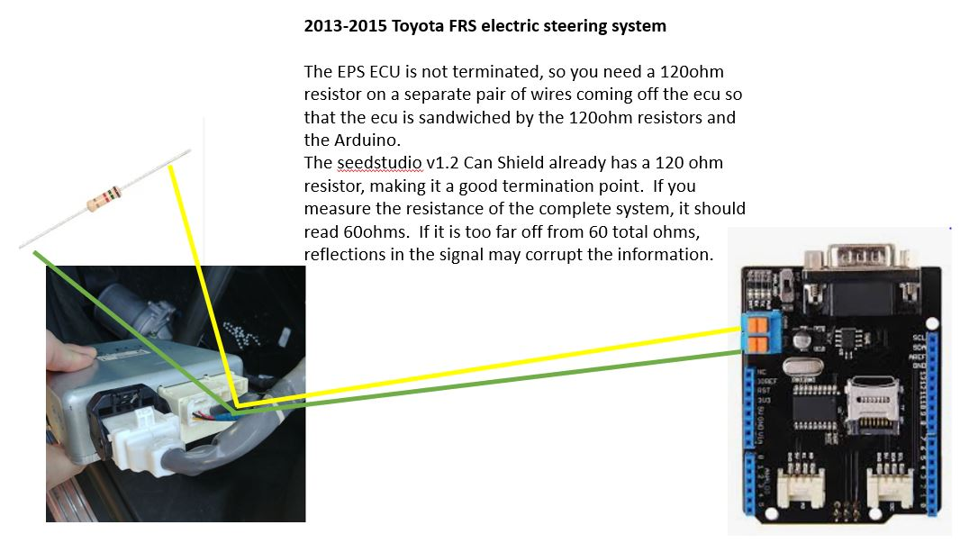 Toyota Frs Electric Power Steering In An A Body Page 2