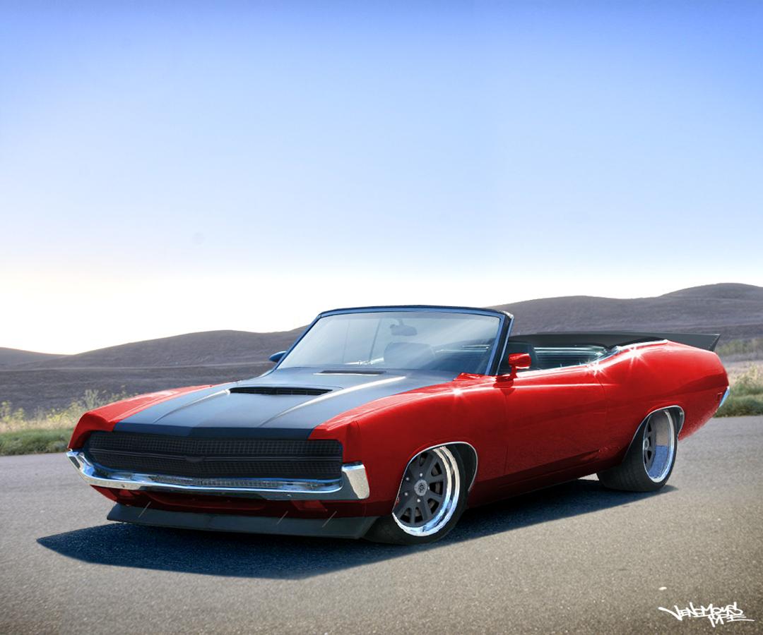 I Got A 70 Torino Convert