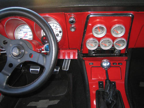 Where To Mount My 2 5 8 Gauges