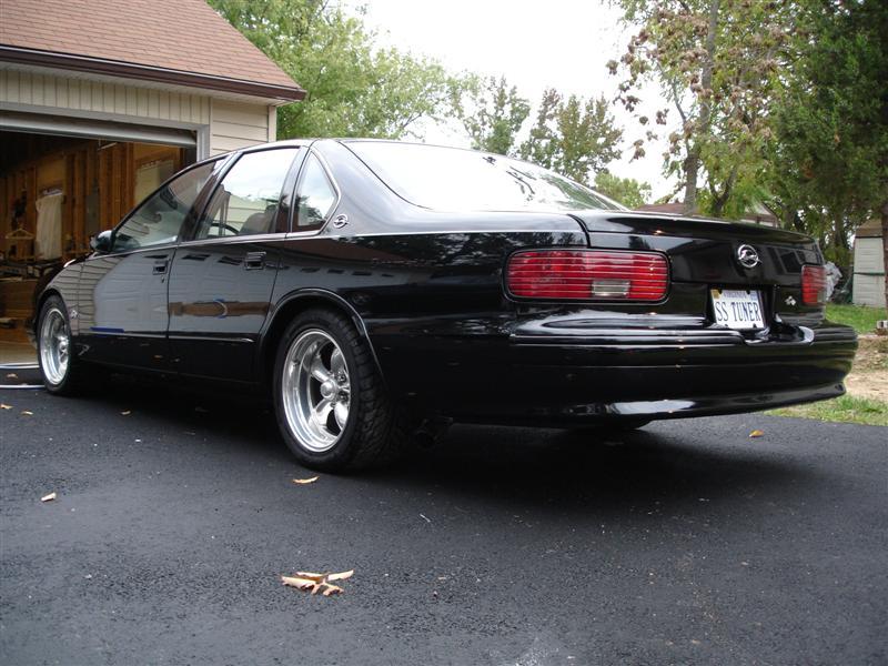 1996 Impala MistreSS