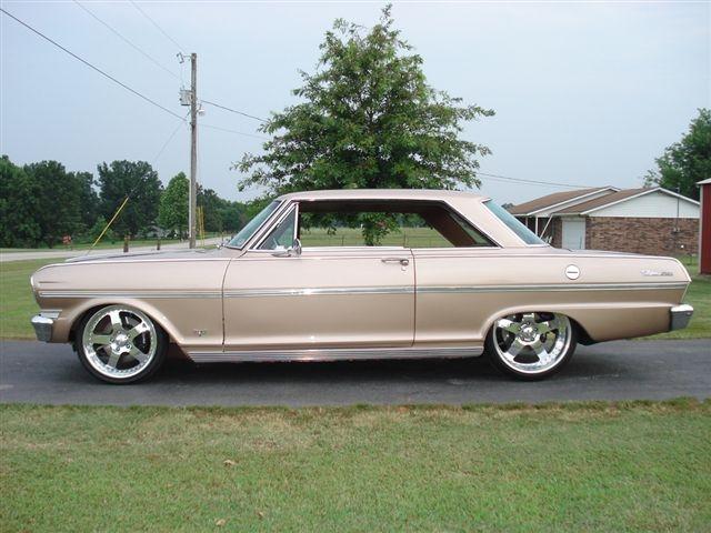 1963 Pro Touring Chevy Ii Nova