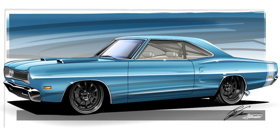 1968 plymouth roadrunner wiring diagram free picture 1968