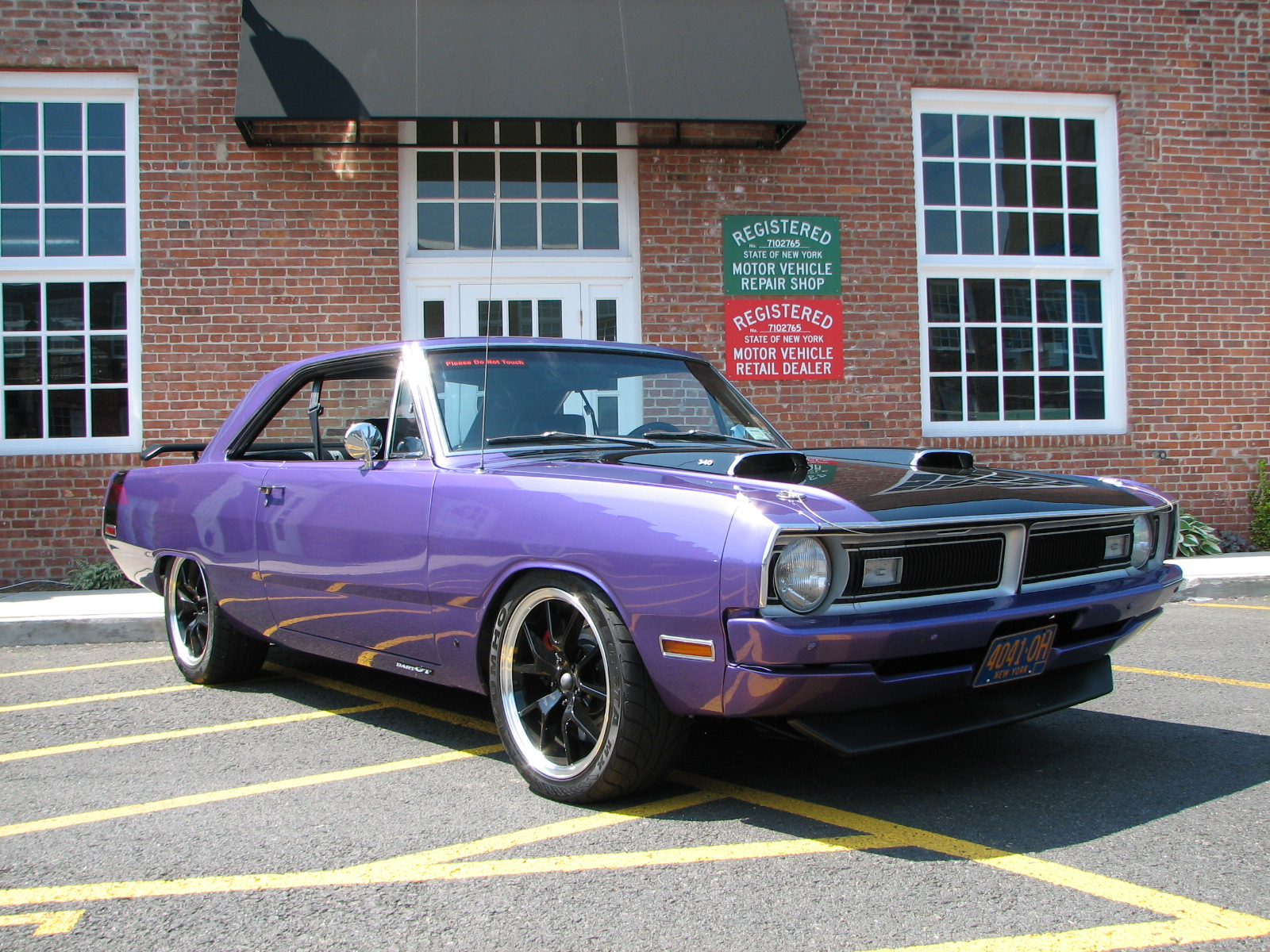 Lets See All The Mopars Page 4