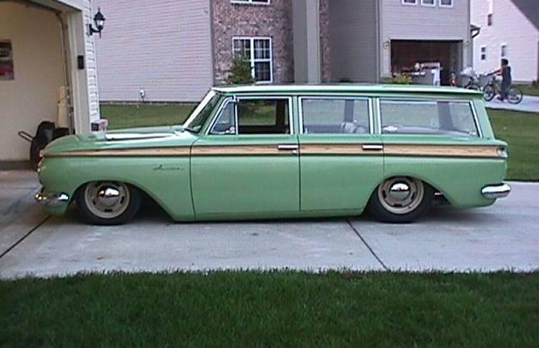 Car Service Near Me >> 1961 AMC Rambler American Super 4 dr wagon