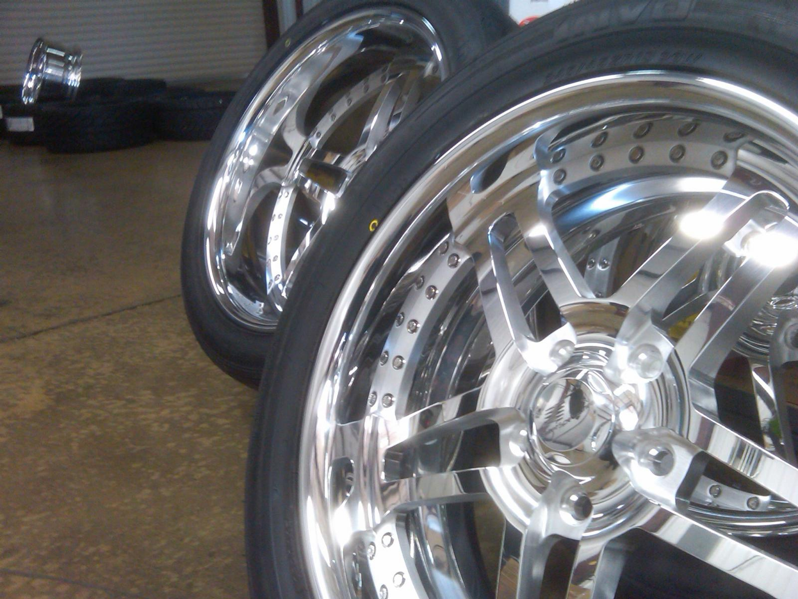 Nitto Invo Tires >> 20x15 draft wheels pics please!