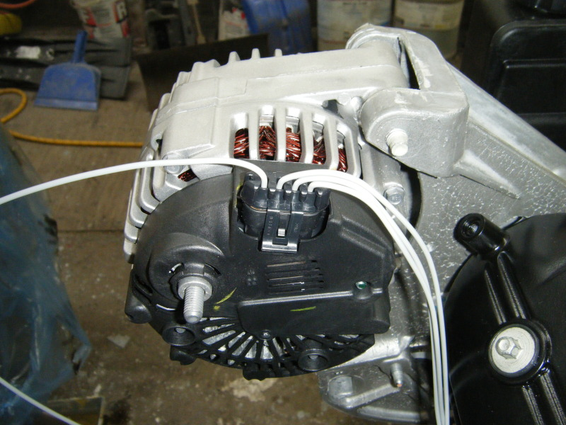 gm si alternator wiring how to wire    gm    alt for 1 wire set up   how to wire    gm    alt for 1 wire set up