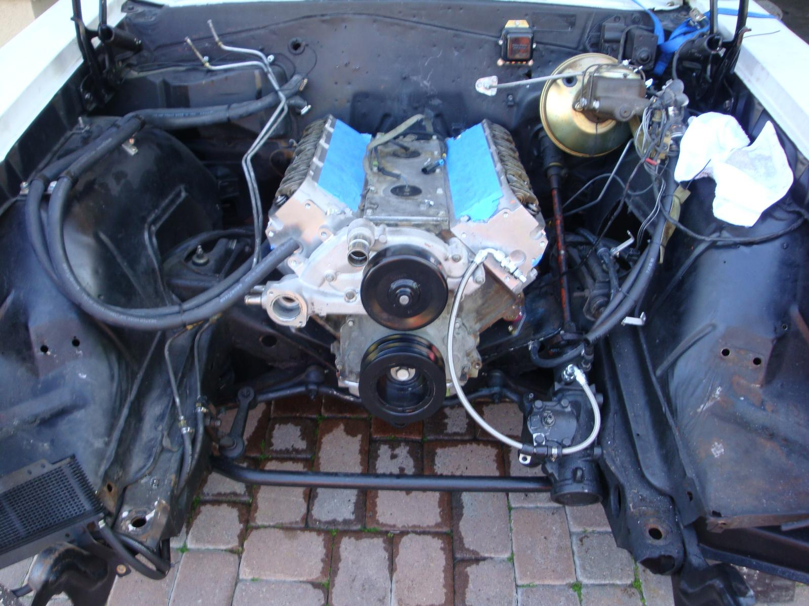My 1966 Lemans Getting Lsx 66 Mustang Fuel Filter Location Attached Images