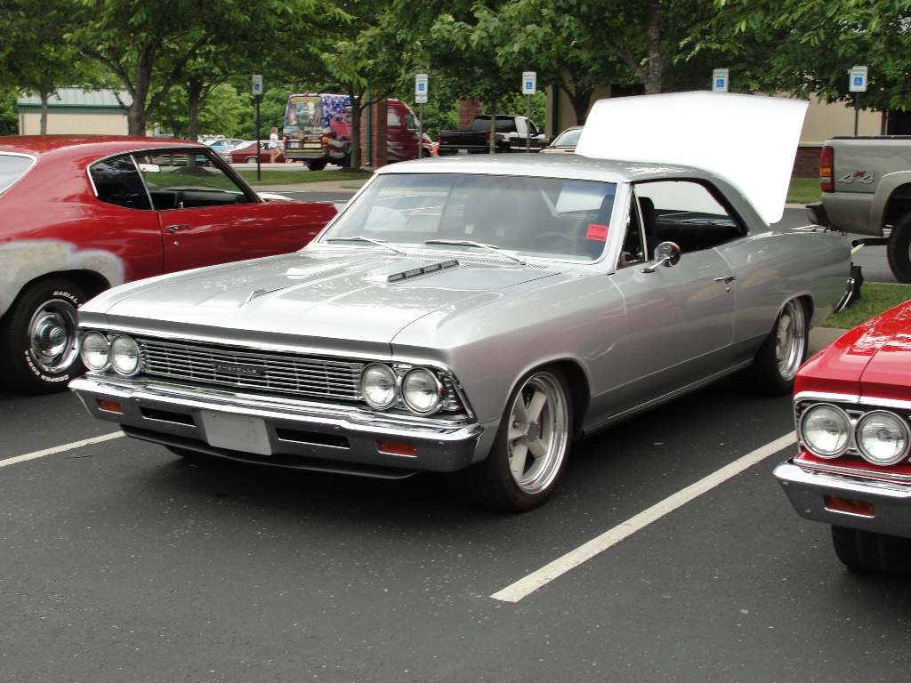 66 Chevelle Pt Build Ours Page 3