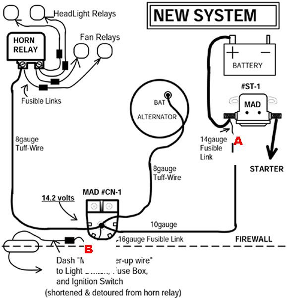 MAD Electrical design question