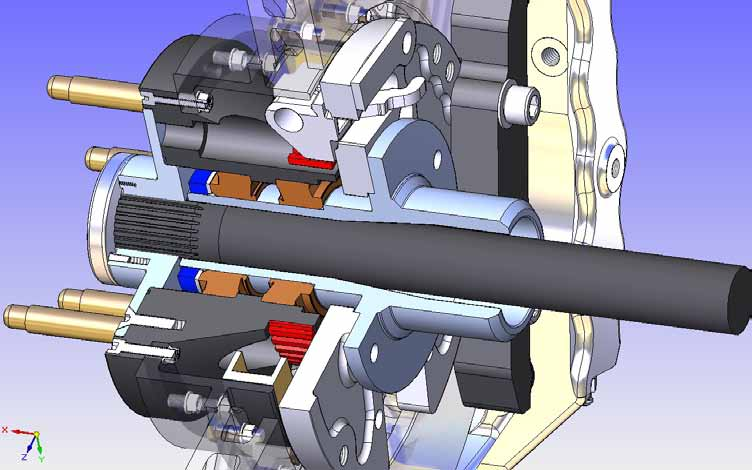 Full Floating Axle >> Full Floating Axle Conversion from Baer Brakes