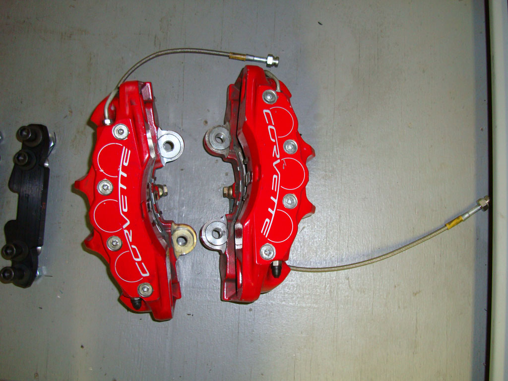 Do Zo6 Brakes Bolt Up To 67 69 Camaro Ats Spindle