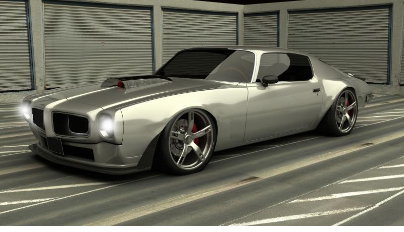 Meet The Beast 1973 Trans Am Turbo To Feed My