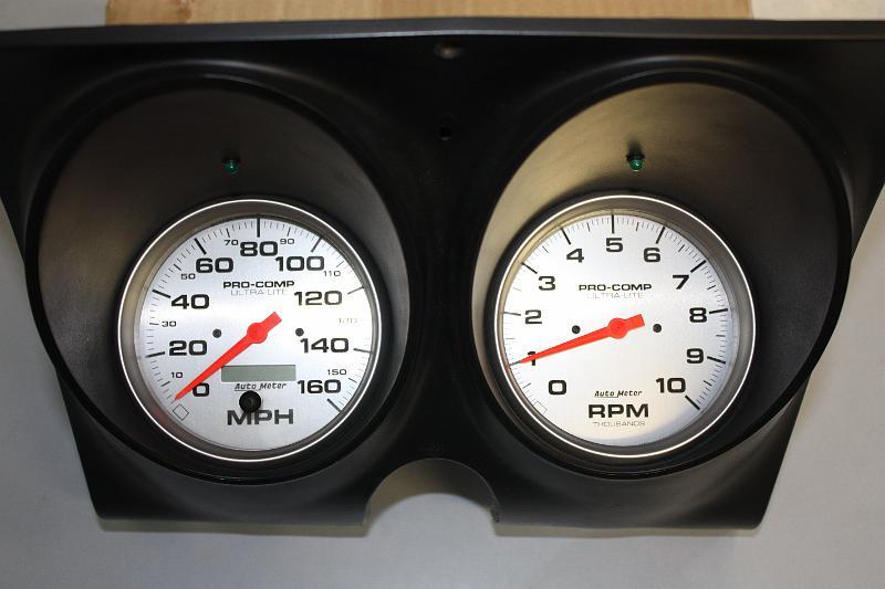 67 68 camaro 5 in auto meter tach and speedo install kit th 67 68 camaro 5 in auto meter tach and speedo install kit