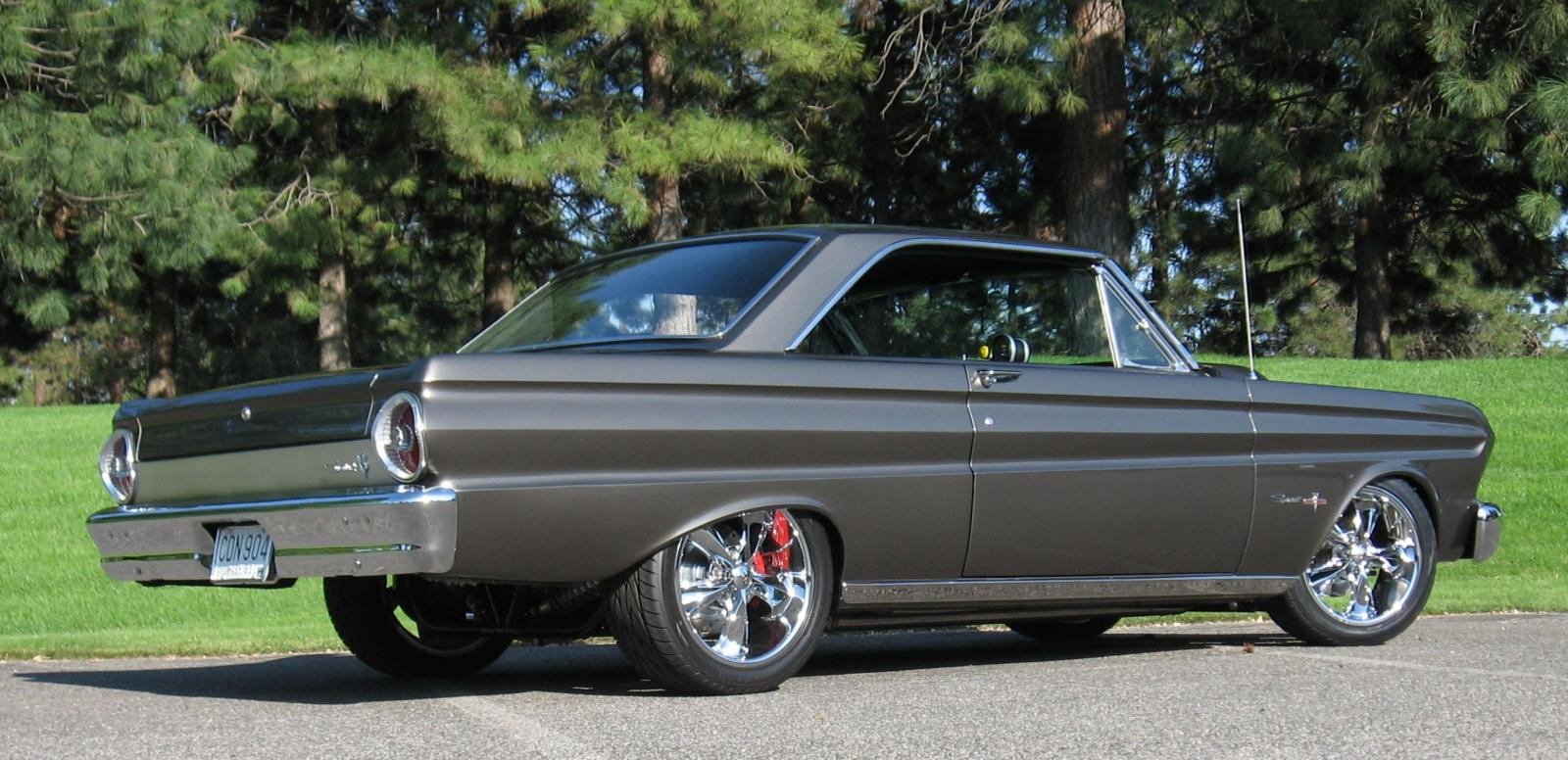 1963 Ford Falcon Futura For Sale In Cordova Tennessee 38016 additionally Ford Galaxie 500 Xl Cobra furthermore 78402 New Here Just Wanted To Say Hello And Show My Ride besides 1966 Ford Falcon Convertible also Camaro Unibody Frame Dimensions. on 1966 falcon sprint
