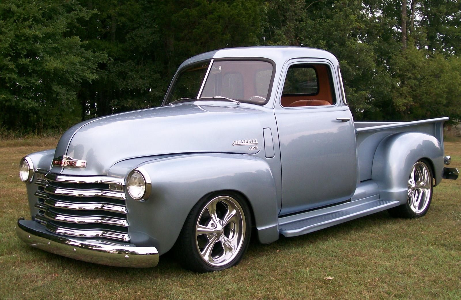 1950 Chevrolet Truck Autos Post
