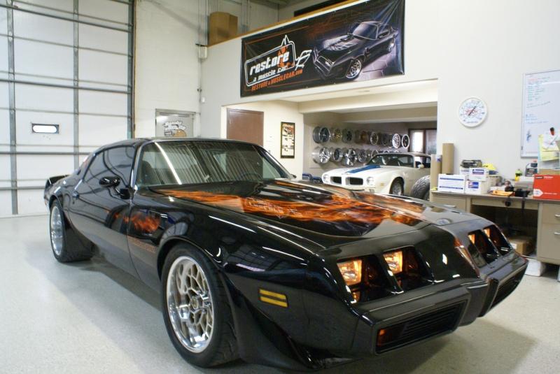 Pro Touring Trans Am >> RESTORE a MUSCLE CAR 1980 Trans Am Pro-Touring Restoration