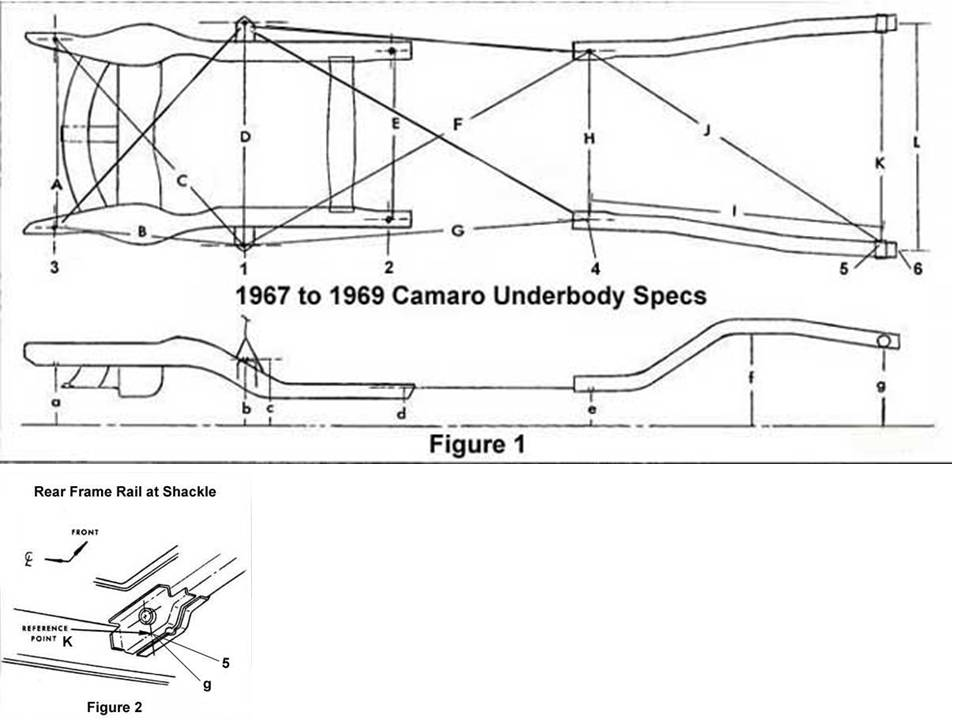 C4 Corvette Front Suspension Dimensions