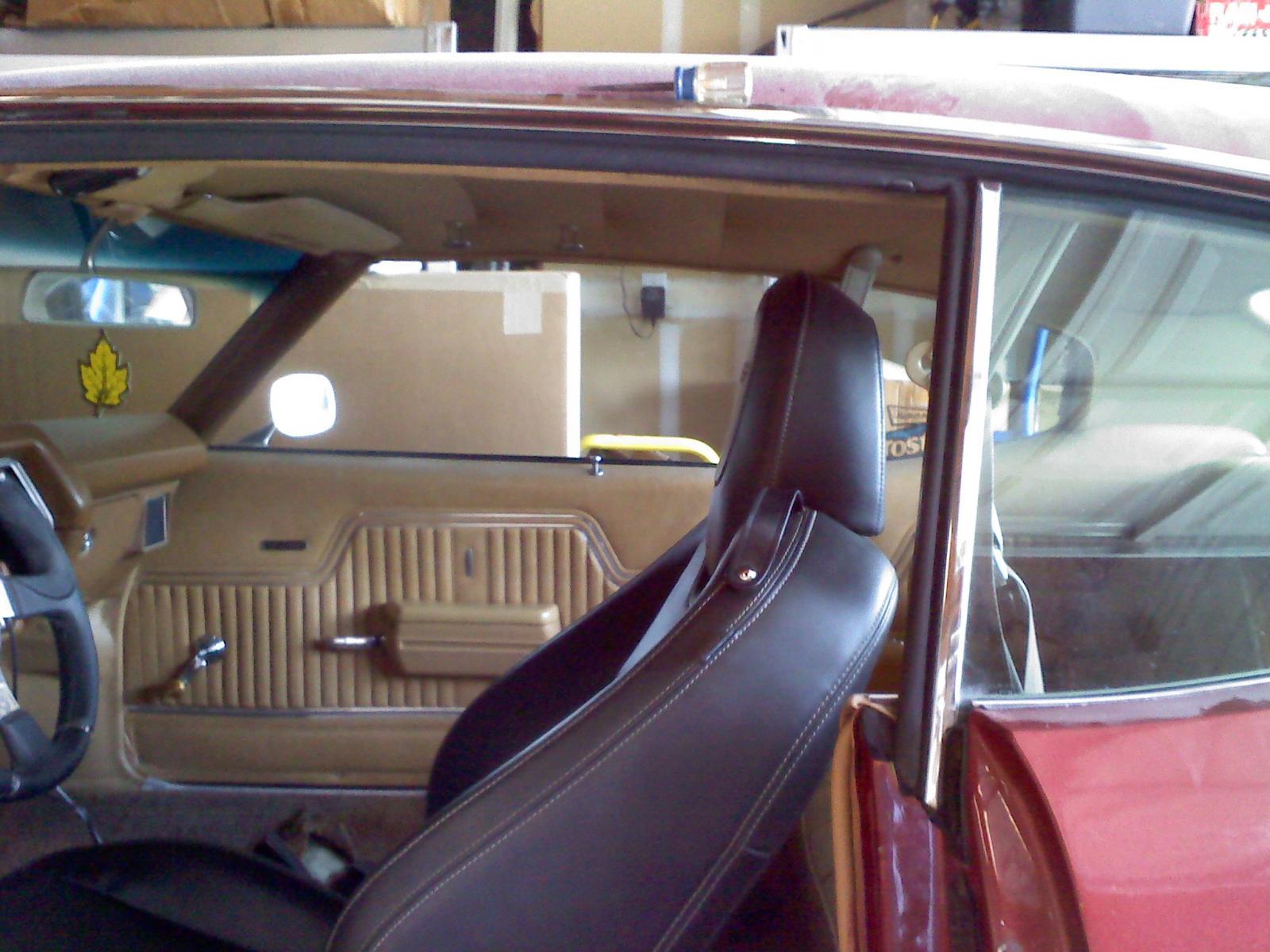 2010 Camaro Interior In 70 Chevelle