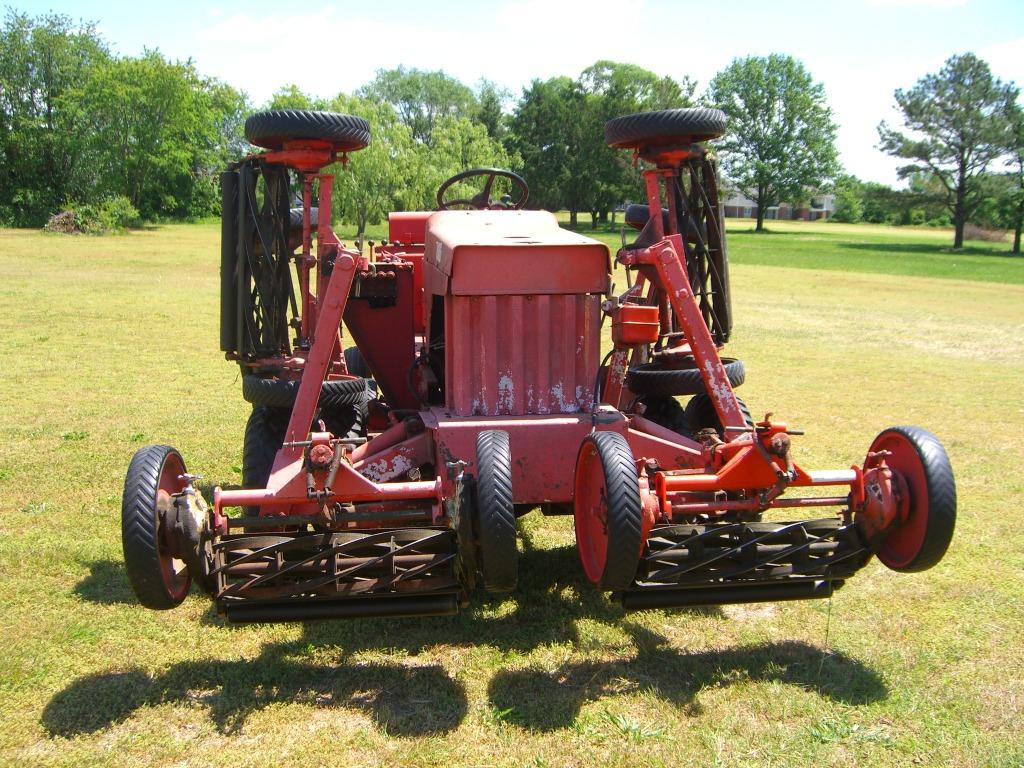 Jacobsen 15 foot wide ex golf course mower
