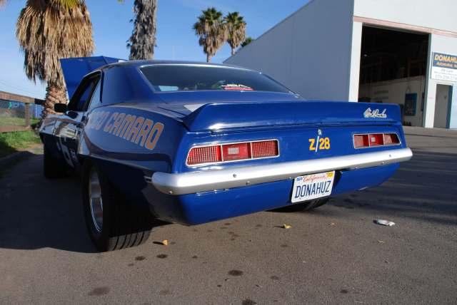 1969 camaro wide body kit