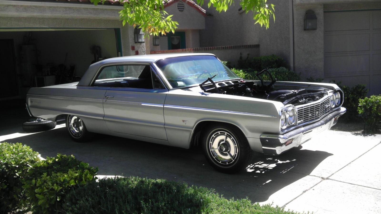 64 impala ss     resto pro